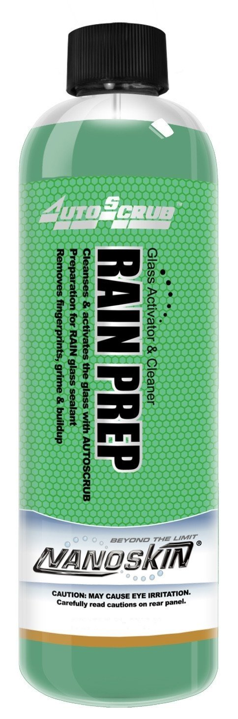 NANOSKIN RAIN PREP GLASS ACTIVATOR & CLEANER 7: 1