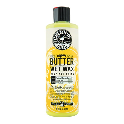 Chemical Guys Butter Wet Wax - Крем-воск c карнаубой