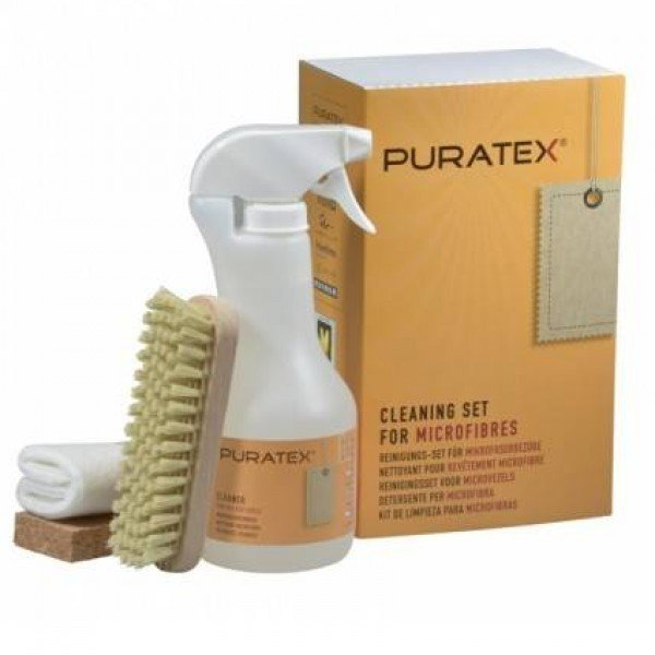 LCK PURATEX CLEANING SET FOR MICROFIBRE НАБОР ДЛЯ ЧИСТКИ МИКРОФИБРЫ/АЛЬКАНТАРЫ